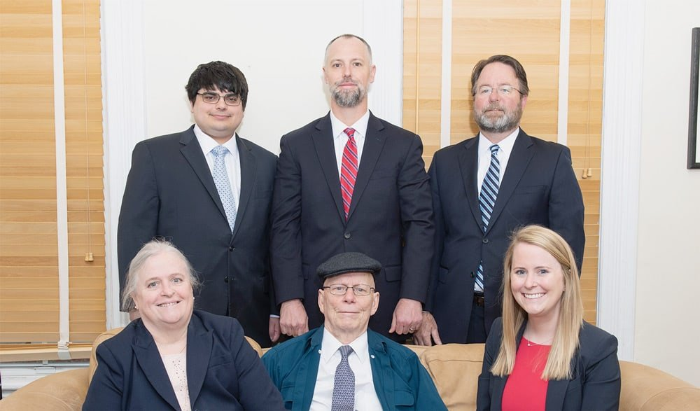 Photo of the firms attorneys
